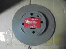 Диск тормозной передний Faw Oley  3501091HL