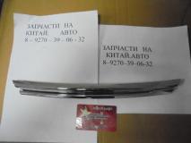 Накладка облицовки радиатора правая (хром) Great Wall Hover M4 5509104XS56XA
